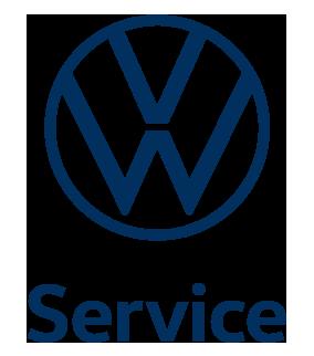 Logo VW Service
